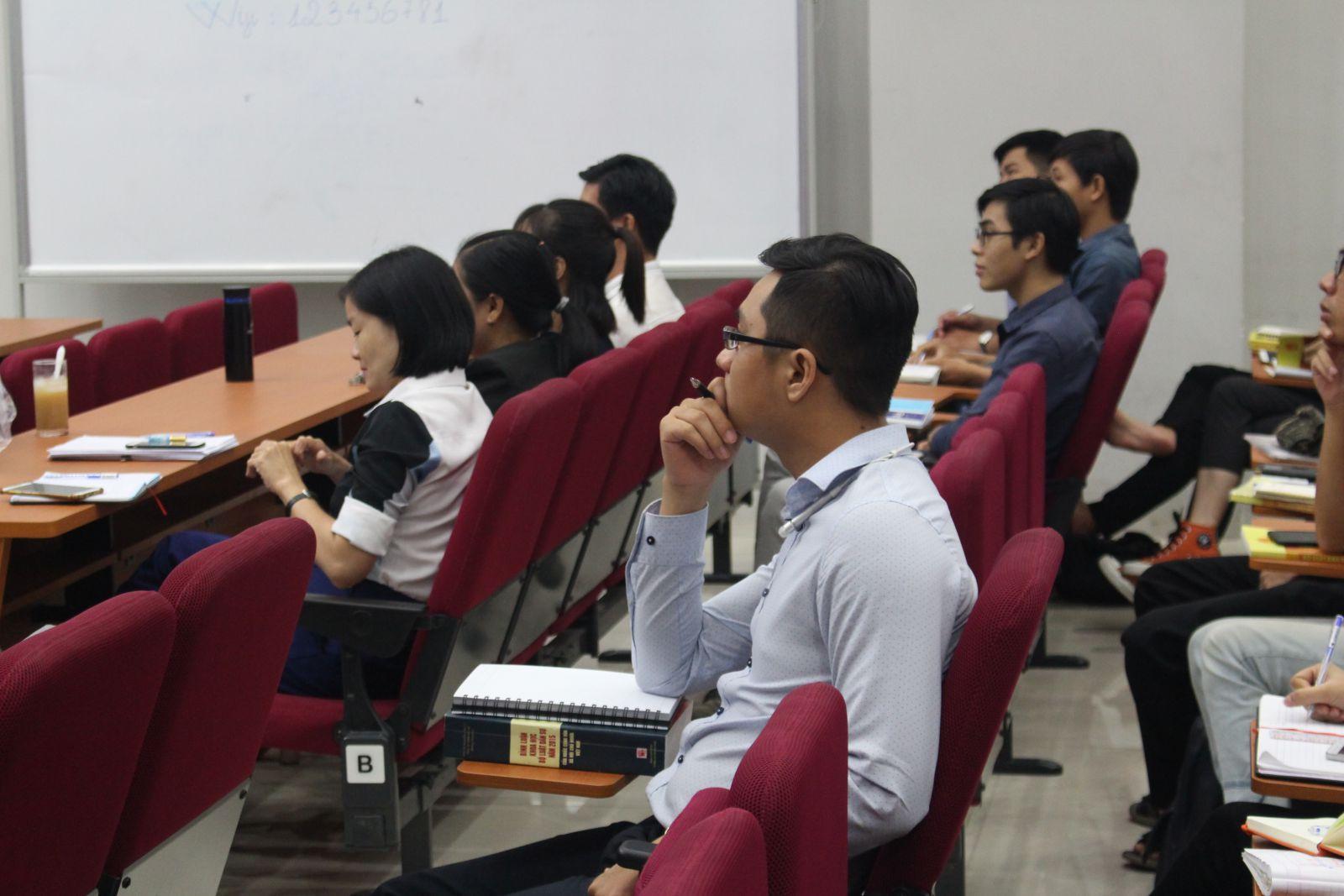 Anh Nguyễn Chí Thân - Cựu sinh viên Khóa 2012